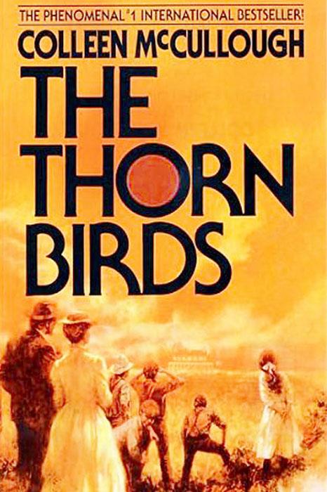 پرنده های خارزار (The Thorn Birds)؛ کالین مک کالو