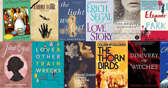بهترین رمان های عاشقانه جهان ؛ آشنایی با رمانتیک و عاشقانه ترین رمان های دنیا