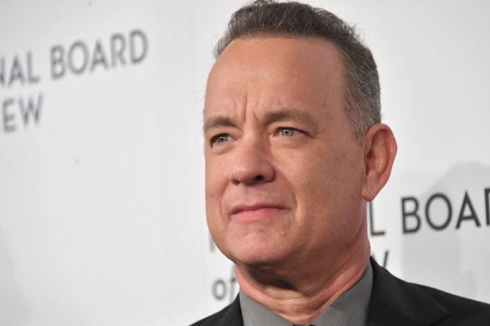 10. تام هنکس (Tom Hanks)
