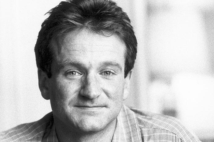 17. رابین ویلیامز (Robin Williams)