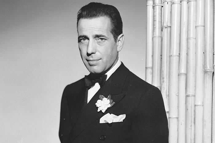 14. همفری بوگارت (Humphrey Bogart)