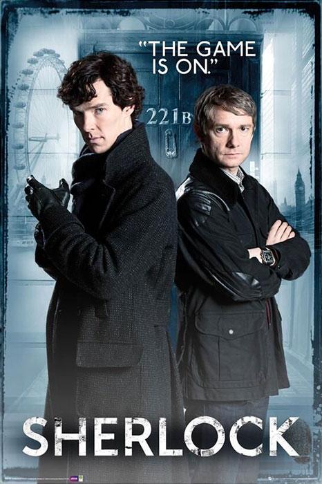 شرلوک (Sherlock)