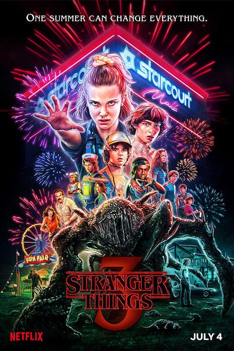 چیزهای عجیب (Stranger Things)