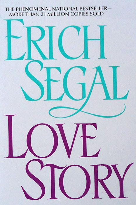 داستان عشق (Love Story)؛ اریک سگال