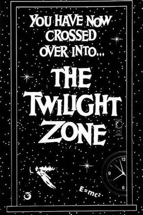 منطقه گرگ و میش (The Twilight Zone)