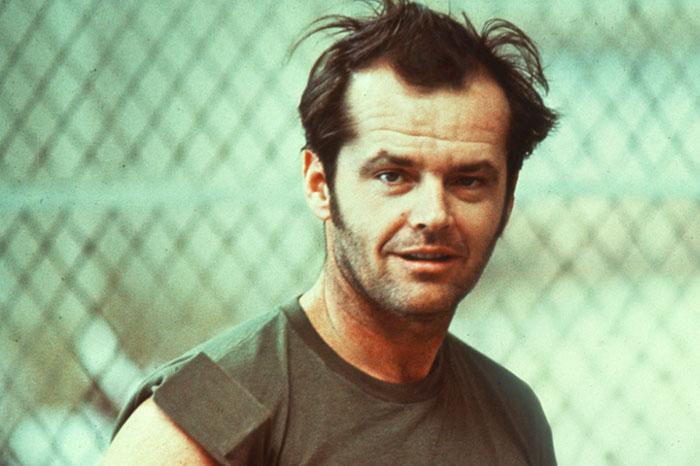3. جک نیکلسون (Jack Nicholson)