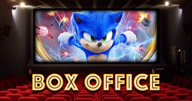 پرفروش ترین فیلم های هفته هفتم سال 2020 ؛ انیمیشن سونیک صدرنشین شد