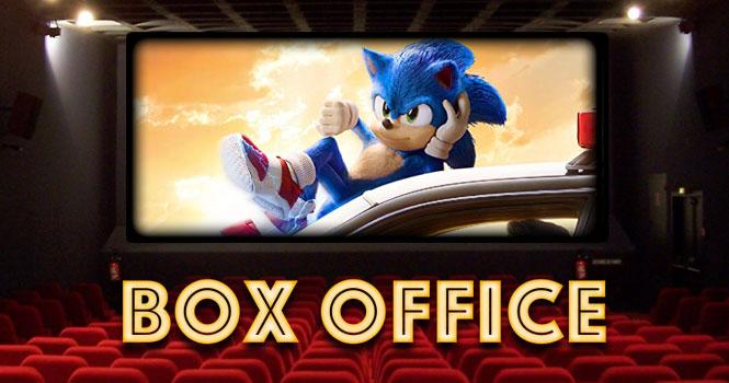 پرفروش ترین فیلم های هفته هشتم سال 2020 ؛ صدرنشینی مجدد انیمیشن سونیک