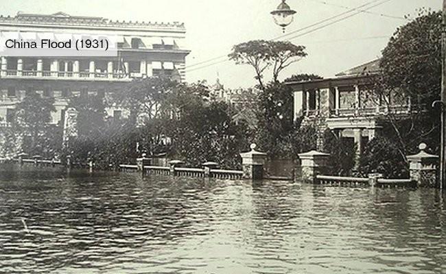 سیلاب سال 1931