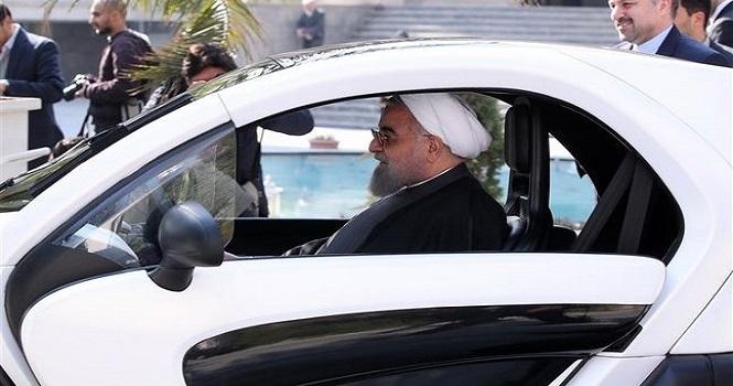 سایپا نخستین خودروی برقی ایرانی را میسازد