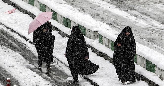 هشدار هواشناسی درباره برف و یخبندان سنگین ؛ بارش برف و کولاک در بیشتر نقاط کشور