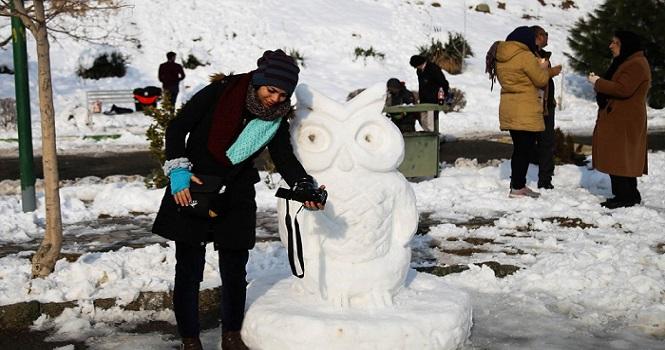 هشدار هواشناسی درباره برف و یخبندان سنگین