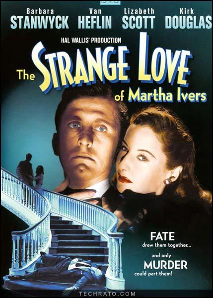 عشق عجیب مارتا ایورس