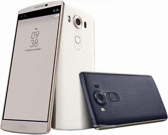 گوشی موبایل ال جی وی 10