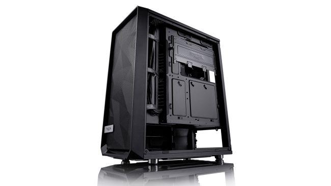 فرکتال دیزاین مشیفای – سی: بهترین کیس کامپیوتری مید تاور