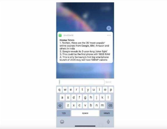 نحوه مشاهده پیام واتساپ بدون تیک آبی