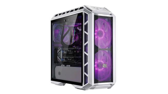 کولر مستر اچ 500 پی مش: بهترین کیس کامپیوتر دارای جریان هوای زیاد