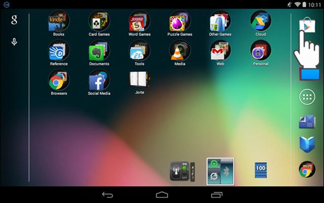 نسخه های قبل از گوگل پلی استور 5