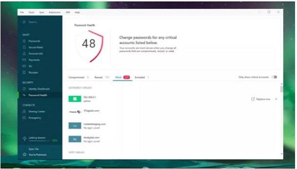دش لین (Dashlane): یک نرم افزار مدیریت پسوورد عالی با قابلیتهای فراوان