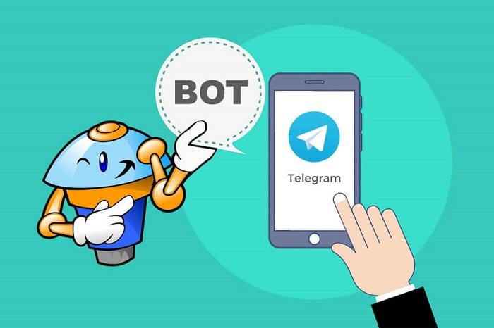 ساخت ربات در تلگرام