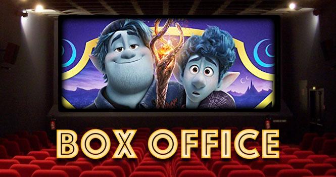 پرفروش ترین فیلم های هفته دهم سال 2020 آمریکا ؛ صدرنشینی انیمیشن Onward