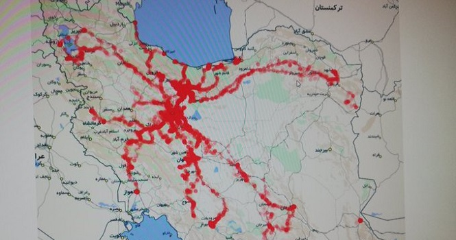 مبدا انتشار ویروس کرونا در ایران ؛ اپیدمی کرونا در ایران چگونه رخ داد؟