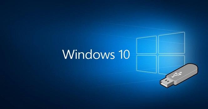 آموزش نصب ویندوز با فلش مموری ؛ چگونه با فلش ویندوز 10 نصب کنیم؟
