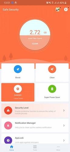 سکیوریتی 360 (360 security)