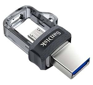 سن دیسک اولترا دوال درایو ام 3.0