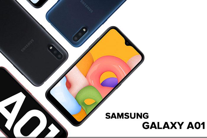 گلکسی ای 01 (Galaxy A01)