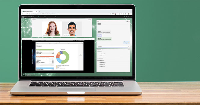 آموزش کار با ادوبی کانکت ؛ چگونه با Adobe Connect در کلاس آنلاین شرکت کنیم؟