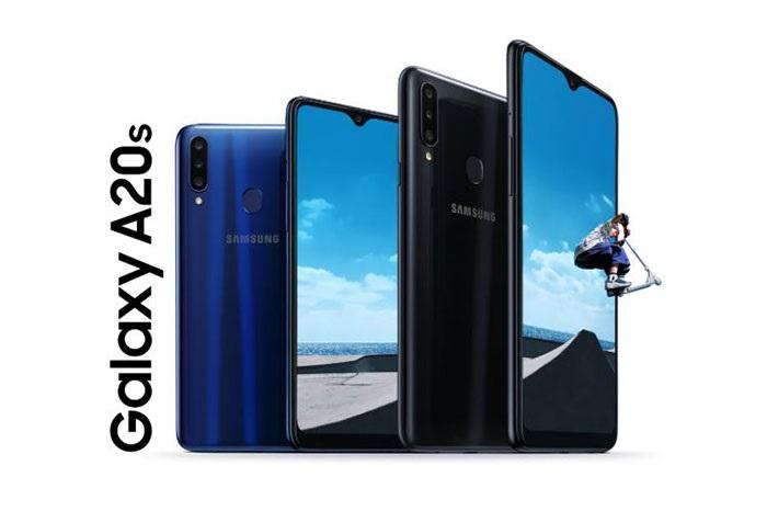 گلکسی ای ۲۰ اس (Galaxy A20s)