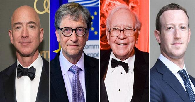 ثروتمندترین افراد جهان در سال 2020 ؛ آشنایی با فهرست زنان و مردان ثروتمند دنیا