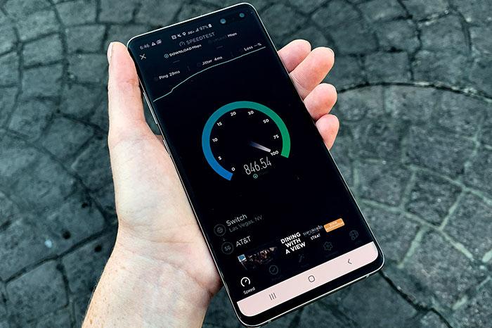 رتبه بندی سرعت اینترنت موبایل در جهان 2020