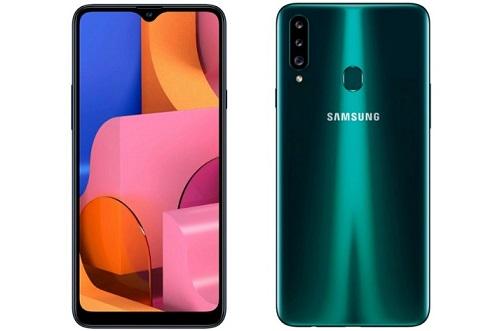 سامسونگ گلکسی اِی 20 اس (Samsung Galaxy A20s)