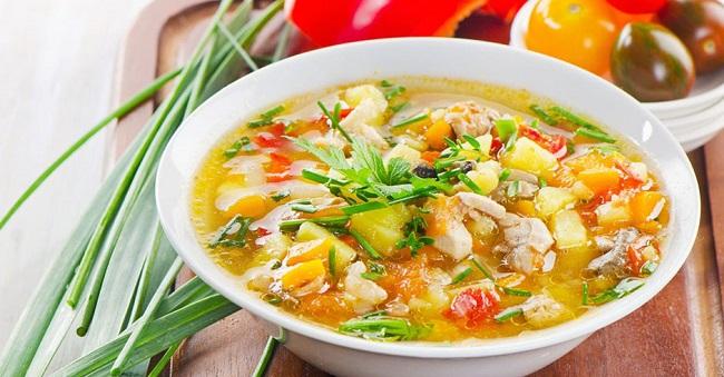 سوپ مرغ