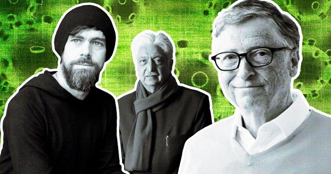 کمک چهره های مشهور به بحران همه گیری کرونا ؛ بخشندهترین میلیاردرها کدامند؟