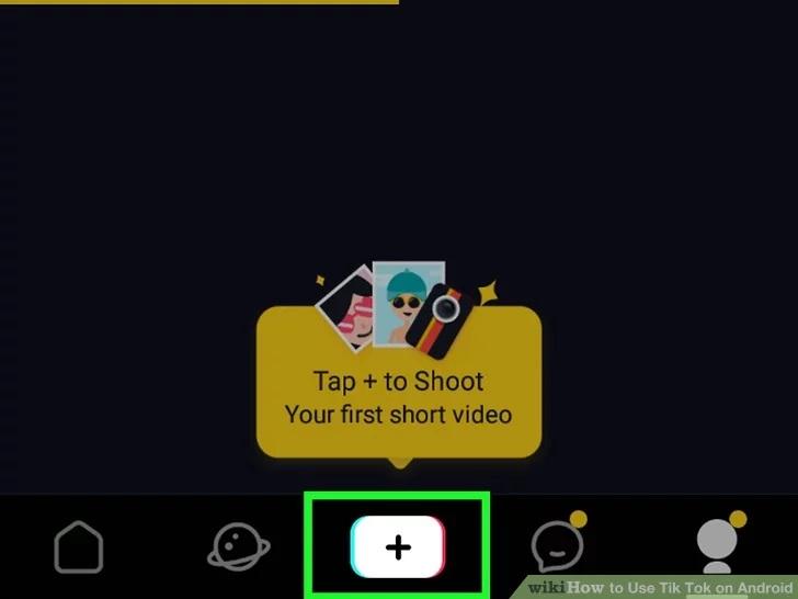 اپلیکیشن تیک تاک