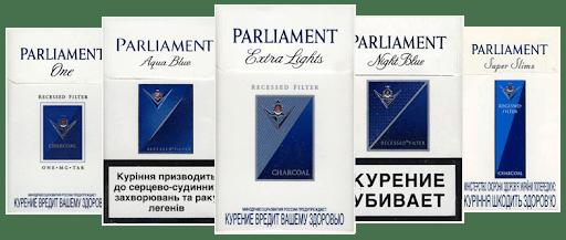 Parliament cigarette