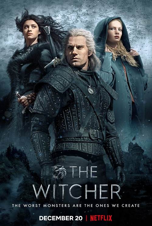 سریال جادوگر The Witcher