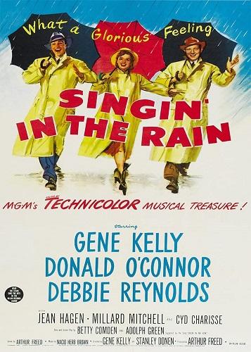آواز در باران (1952) Singin In The Rain