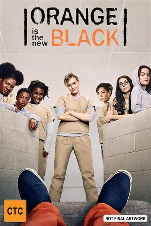سریال نارنجی مد جدید است Orange Is the New Black