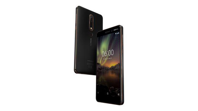 نوکیا 6.1: یک گوشی با تکنولوژی پایین اما بادوام