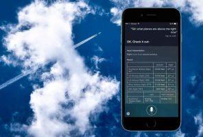 به دست آوردن اطلاعات هواپیماهای در حال پرواز