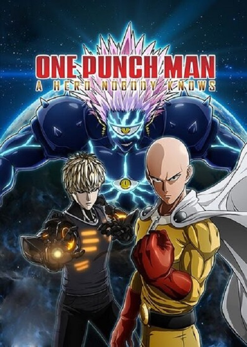 سریال مرد تک مشتی One Punch Man