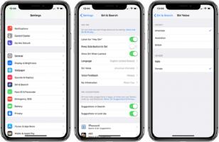 تغییر زبان، لهجه و جنسیت دستیار Siri در iOS 11 به بالا