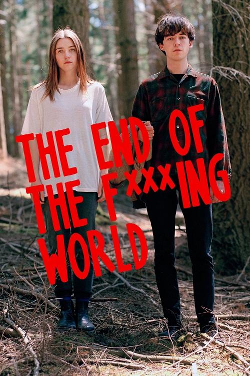 سریال پایان دنیای لعنتی The End of F***ing World