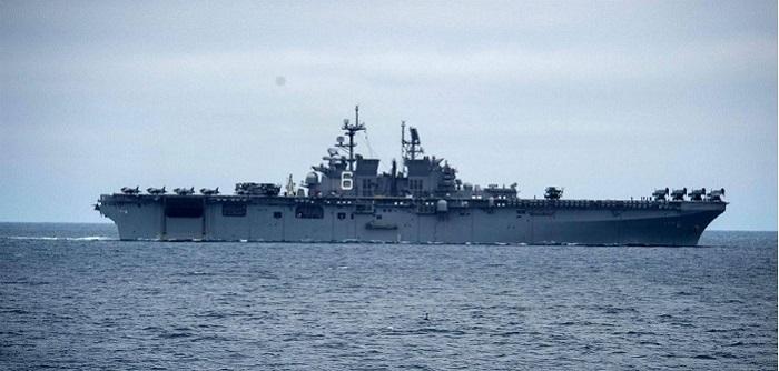 کشتی تهاجمی دوزیست کلاس آمریکا