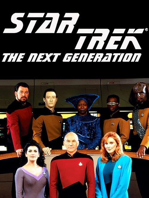 پیشتازان فضا: نسل بعدی Star Trek: The Next Generation