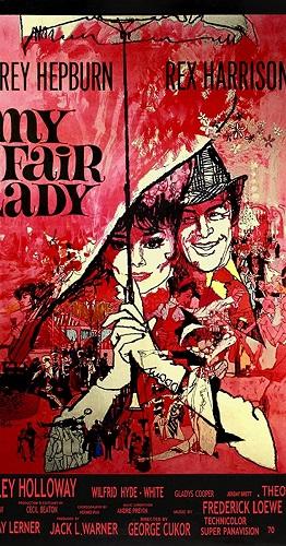 بانوی زیبای من (1964) – My fair lady